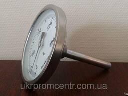 Термометр биметаллический трубчатый pakkens Ø63мм И Ø100мм,