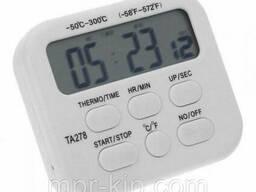 Термометр для мяса Kcasa ТА278 (-50°C. .. +300°C) с таймером