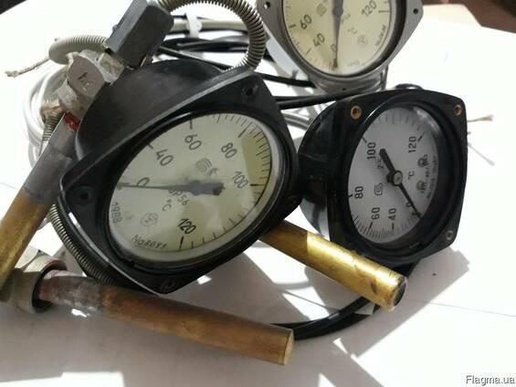 Термометр капиллярный ТКП-60/3М
