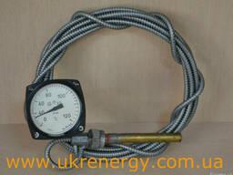 Термометр манометрический показывающий ТКП-60/3м