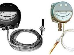 Термометр манометрический ТКП-160 Сг-УХЛ2, 100-200*6м, 160мм