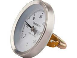 Термометр SD Plus 120ºC 63 мм накладной SD175