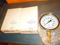 Термометр ТБ-100-50 0 200-1.5Р; 1шт