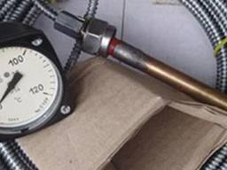 Термометр ТКП-60/3М манометрический показывающий