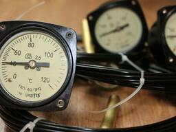 Термометр ТКП-60/3М;ТПП-082.