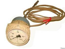 Термометры капиллярные манометрические ТКП-100ЭК, ТГП-100ЭК