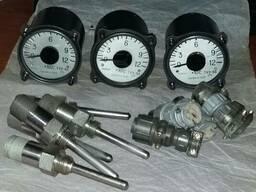 Термометры ТП-2 (указатель ТУЭ-8А приемник ПП-2)