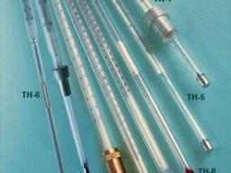 Термометры в ассортименте ( ТЛ-1, ТЛ-2, ТЛ-4, ТН3-1, ТН7 )