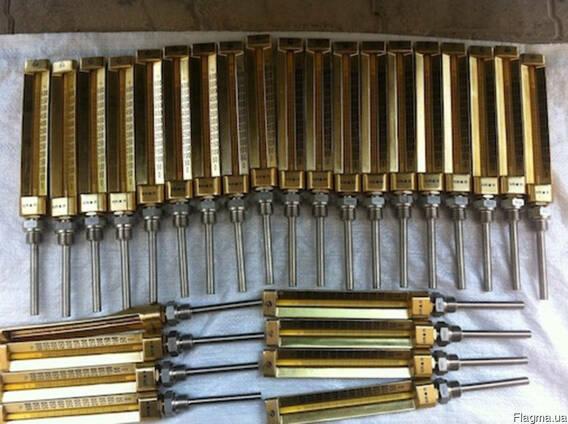 Термометры : Виброустойчивые газовые 0-600С и водяные 0-120