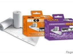 Термопапір для цифрових тахографів EEC