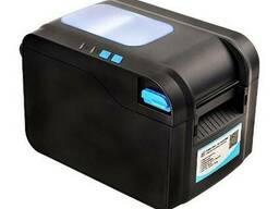 Термопринтер POS чековый принтер Xprinter XP-370B 76мм