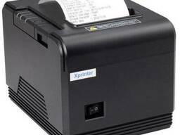 Термопринтер POS чековый принтер Xprinter XP-Q260III 80мм US