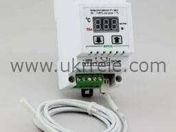 Терморегулятор цифровой РТ-16/D1 (16А/3кВт)