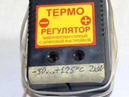 Терморегулятор ЦТР-2 для диапазона температур -50. . . 125°C