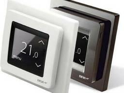 """Терморегулятор для """"теплого пола"""" Devireg Touch"""