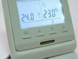 Терморегулятор для теплых полов (программируемый)