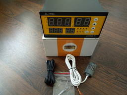 Терморегулятор Контроллер Lilytech ZL-7918A для инкубатора