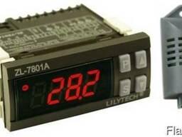 Терморегулятор Lilytech ZL 7801A контроллер темпер. ,влажн.