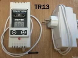 Терморегулятор розеточный, TR13, для обогревателей