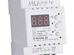 Терморегулятор термостат terneo k2