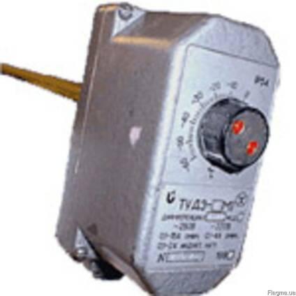 Терморегулятор ТУДЭ4М. ..1М