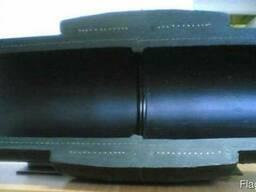 Терморезисторне зварювання поліетеленових ПНД (ПЕ) труб