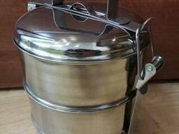 Термос пищевой, харчовий, для горячей еды, воды, гарячої їжі - фото 7