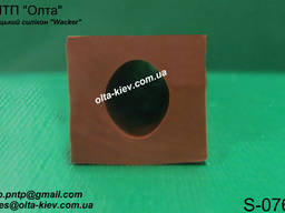 Термостійкий ущільнювач (Марзан) 12х12х6мм