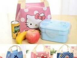 Термосумка для детей (детская термо сумка для ланчбоксов)