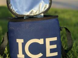 Термосумка Сумка-Холодильник Iceberg. Тубус. Синий