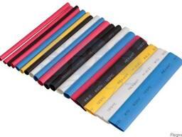 Термоусадка раздых диаметров, разные цвета. В наличии