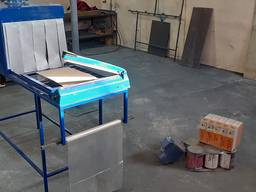 Термоусадочное оборудование (упаковка брикетов, бутылок, кор