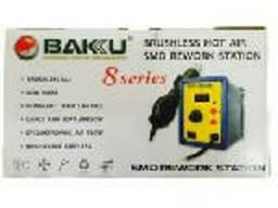 Термовоздушная ремонтная паяльная станция Bakku BK 858L цифровая индикация, фен. ..