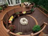 Терраса. Строительство террас из дерева (термодерева) - фото 5