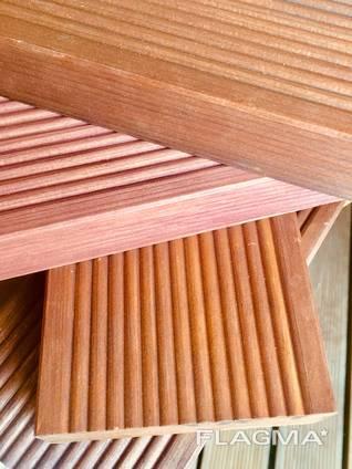 Террасная доска, деревянный забор, защита дерева