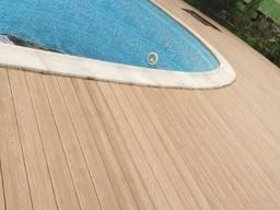 Террасная доска из ДПК CM Decking серия Bark