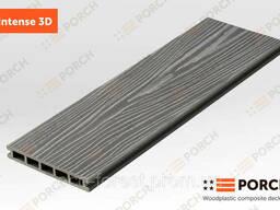 Террасная доска Porch Intense 3D Silver