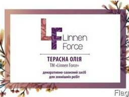 Террасное масло ТМ Linnen Force