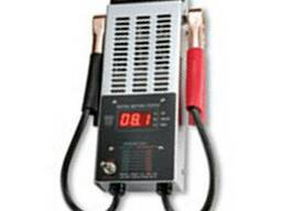 Тестер аккумуляторных батарей цифровой