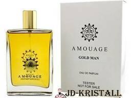 Тестер Amouage Gold Man парфюмированная вода 100 ml. Амуаж