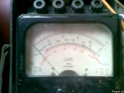 Тестер Ц435 аналоговый в футляре.
