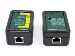 Тестер для сетевых кабелей Extech CT100 в наличии