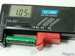 Тестер заряда батарей BT-168D