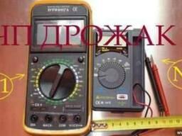 Тестеры для измерения емкости конденсатора