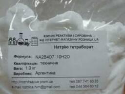 Тетраборат натрия декагидрат, NaB4O7 · 10H2O