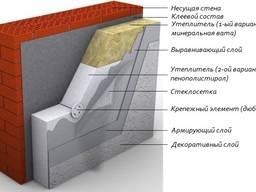 Тиммакс Система утепления фасада минераловатными плитами