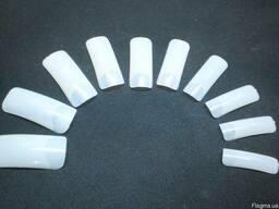 Типсы для наращивания ногтей 100шт