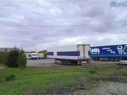 Тирпаркинг,склады,ангары,сто,мойка. Львовская область.