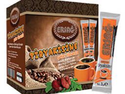 Тірьякісне кава 3 в 1 для схуднення з екстрактом гриба Рейши та Моринги