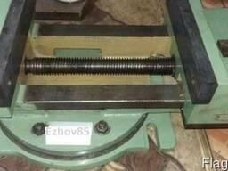 Тиски 320 мм станочные поворотные 7200-0229 - фото 1